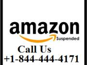 Amazon Suspension Appeal Service +1-844-444-4171