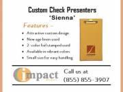 Custom Check Presenters By Impact Menus