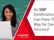 An SAP Certification Can Pave The Way for Career Success!