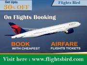 Online Flights Booking for Aus To ORD