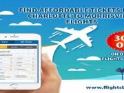 Get the best price guarantee for cheap flights from Charlotte