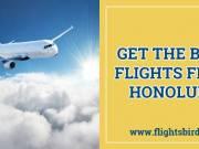 Get cheap flights from Honolulu
