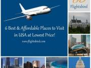 Cheap Flight Tickets | Flight Ticket Deals | Discount Airfare Tickets