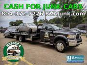 Cash Paid for Junk Cars - Fast Service - Immediate Removal
