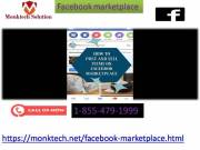 Finish your deal hate on Facebook marketplace center, call 1-855-479-1999