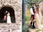 Bride Scottish Wedding Gifts Online | Kilt Rental USA