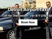Detroit Airport Transportation - 877-276-1335