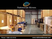 Affordable and Reliable Storage Services- Nationwide Movers