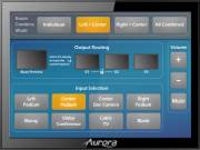 Control System QXT-700 with Touch Panel | Aurora Multimedia