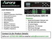 Best Control Systems | QXC-44 | Aurora Multimedia