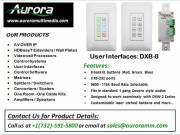 Best User Interfaces | DXB-8 | Aurora Multimedia