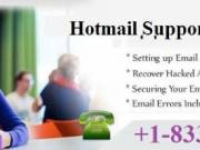 Hotmail Service Phone 1833 284 2444 Number USA