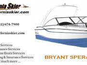 Bryant SPERANZA of Outboard Series By California Skier
