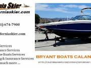 Best Inventories of Bryant Boat Series in USA - Boats for Sale | California Skier