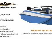 Bryant Sportabout Boat Series | California Skier