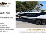 Best Mastercraft Boat Inventories - Mastercraft X-46 | California Skier
