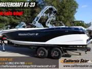 Liquidation Sale | Mastercraft XT-23 Boat for Sale | California Skier