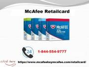 McAfee MIS Retailcard