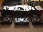 For sale brand new 2X Pioneer CDJ-2000NXS2 turntable plus DJM-2000NXS2 Mixer Package