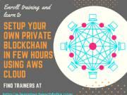 Enroll Blockchain Certification Training in USA