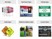Online Custom Signs & Yard Signs | 219signs.com