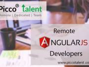 Remote angularjs developer