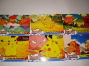 Topps Pikachu's Vacation Playtime Card MOVIE Animation Edition