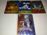Pokemon Pocket Monsters dual-sided cards
