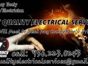 Low cost residential and comnercial electrical services