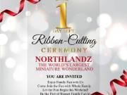 Northlandz Ribbon Cutting Day Celebration