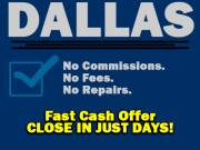 Dallas Cash Home Offer