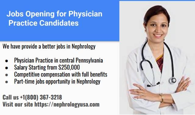 Apply the Nephrology jobs in Pennsylvania - Florida City, Palmetto