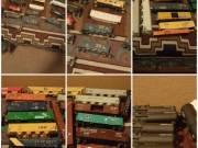 H O & N Scale Model Trains Set's