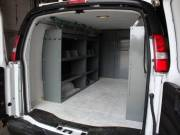 Cargo Van Shelving Storage for Full Size / Midsize Van