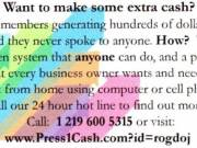 Want to Make Some Extra Cash?