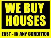 Need To Sell? We Buy Homes CASH!