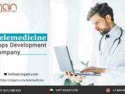 Top Telemedicine apps development company for your organization in USA