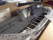 Yamaha Genos keyboard Tyros 5