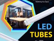 Install Eco Friendly T8 LED Tube Lights to Lighten up your Homes