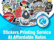 Stickers Printing Service At Affordable Rates – RegaloPrint