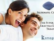 Sildenafil Citrate- Incredible Medicine For Treating Male Impotency