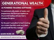New Revolutionary AI Trading Software for the Forex Market open for anyone now