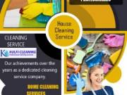 Kulfi Cleaning is hiring a professional house cleaner/maid.