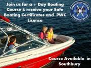 Get Safe Boating License Online | Connecticut safe Boating classes