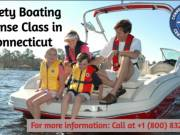 Connecticut Safe Boating Classes | Safe Boating License Online