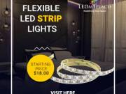 Flexible LED Strip Lights -A Perfect Lighting For Indoor Lighting