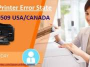 Best Way To Fix Epson Printer Error State |CALL 18004360509