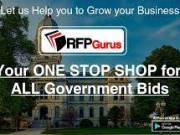RFPGurus | Find RFP Bid Sites | Government Request for Proposal