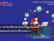 Role of Artificial Intelligence in Communication Resource