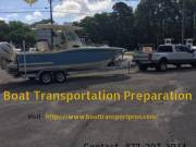 Prepare Your Boat For Transportation